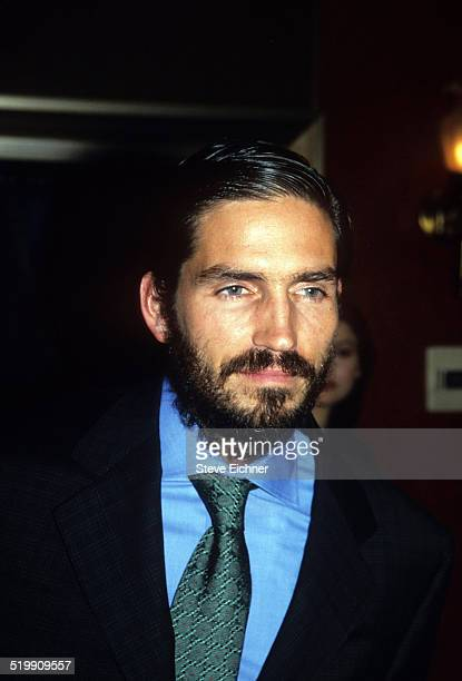 Jim Caviezel at premiere of 'Frequency' New York April 26 2000