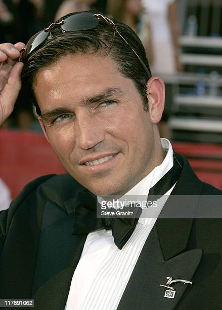 Jim Caviezel during 2004 ESPY Awards Arrivals at Kodak Theatre in Hollywood California United States