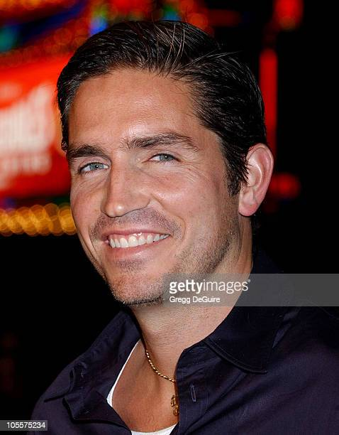 Jim Caviezel during 'Alexander' Los Angeles Premiere Arrivals at Grauman's Chinese Theatre in Hollywood California United States