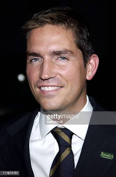 Jim Caviezel during Bobby Jones Stroke of Genius Los Angeles Premiere at Academy of Motion Picture Arts and Sciences in Beverly Hills California...