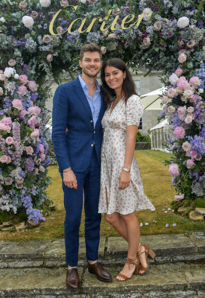 GBR: Cartier Style Et Luxe At The Goodwood Festival Of Speed 2019
