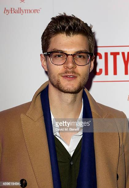"""Jim Chapman attends an exclusive party to celebrate the imminent arrival of """"City Island by Ballymore"""" - a new island neighbourhood for London which..."""