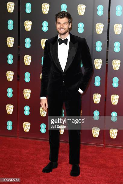 Jim Chapman attends the EE British Academy Film Awards held at Royal Albert Hall on February 18 2018 in London England
