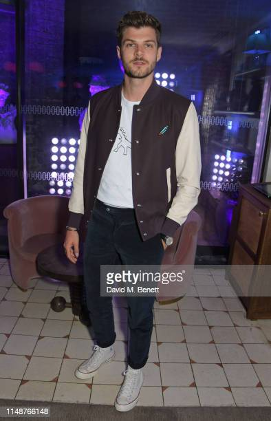 Jim Chapman attends the GQ Style and Browns party to celebrate LFWM June 2019 at Soho House on June 9 2019 in London England