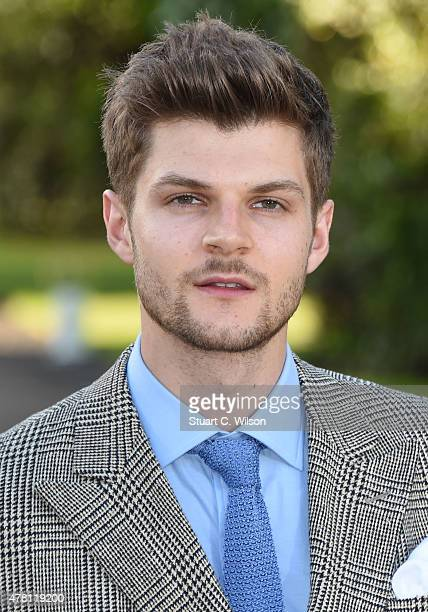 Jim Chapman attends the Vogue and Ralph Lauren Wimbledon party at The Orangery on June 22, 2015 in London, England.