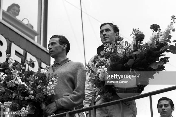 Jim Clark Jackie Stewart Grand Prix of Belgium Spa Francorchamps 13 June 1965