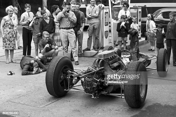 Jim Clark Lotus 25 Coventry Climax Grand Prix of Belgium Spa Francorchamps 17 June 1962