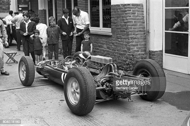 Jim Clark Lotus 25 Coventry Climax Grand Prix of Belgium Spa Francorchamps 17 June 1962