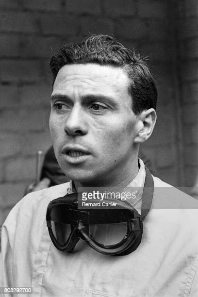 Jim Clark Lotus 25 Coventry Climax Grand Prix of France RouenLesEssarts 08 July 1962