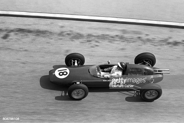 Jim Clark Lotus 25 Coventry Climax Grand Prix of Monaco Monaco 03 June 1962