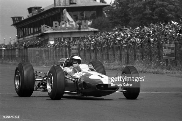 Jim Clark, Lotus 33 Coventry Climax, Grand Prix of Germany, Nurburgring, 01 August 1965.