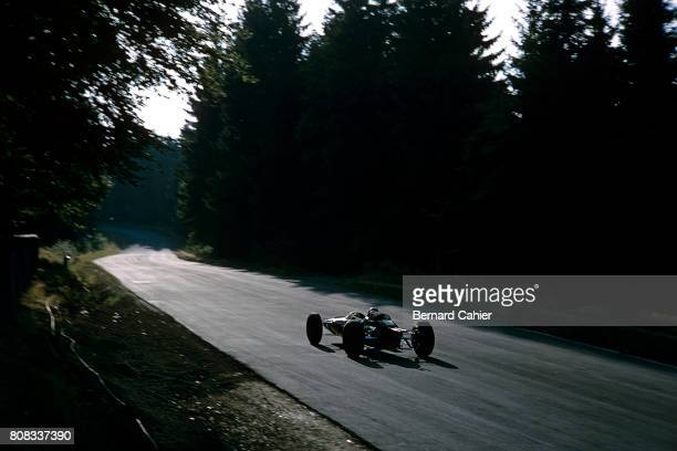 Jim Clark, Lotus 33 Coventry Climax, Grand Prix of Germany, Nurburgring, 02 August 1964.