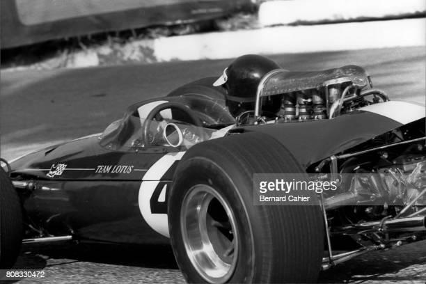 Jim Clark Lotus 33 Coventry Climax Grand Prix of Monaco Monaco 22 May 1966