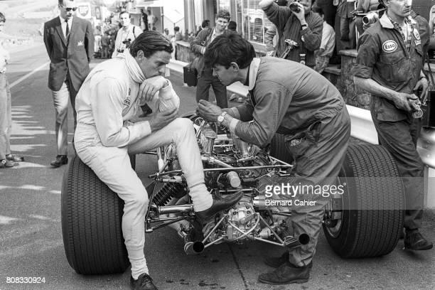 Jim Clark Lotus 49 Ford Cosworth Grand Prix of Belgium Spa Francorchamps 18 June 1967
