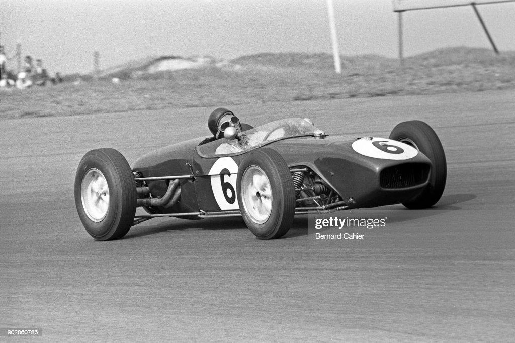 Jim Clark, Grand Prix Of The Netherlands : News Photo