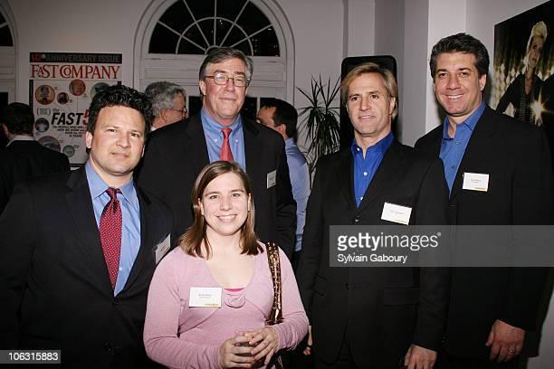 Jim Clauss, Alison Nolen, Jonathan Stone, Tyler Shaeffer and Jay Goldberg