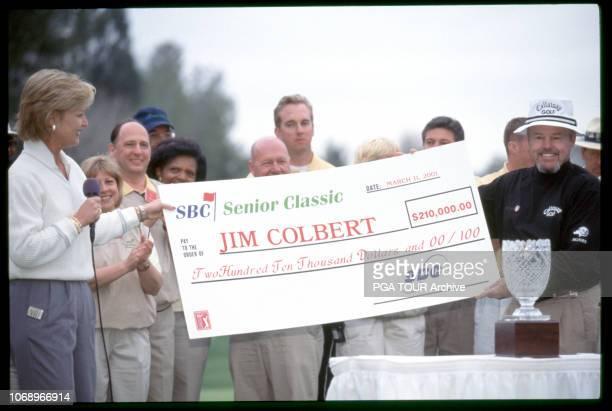 Jim Colbert Senior Classic 3/11/2001 Photo by JD Cuban/PGA TOUR Archive