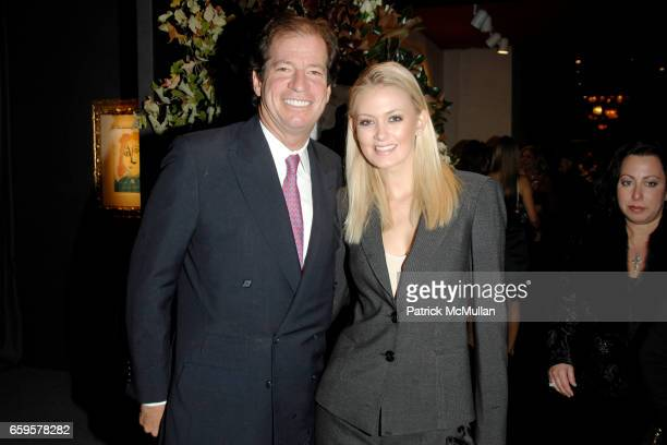 Jim Coleman and Caitlin Fowler attend THE SOCIETY of MEMORIAL SLOANKETTERING CANCER CENTER 21st Aunnual Preview Party for The International Fine Art...