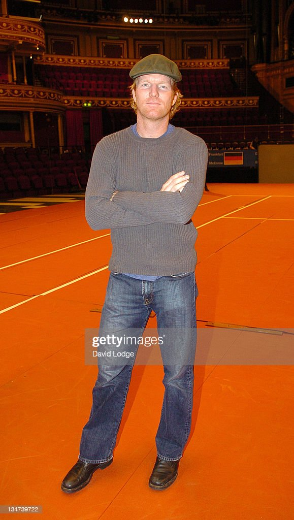 The Masters Tennis - Press Conference and Photocall - November 28, 2005