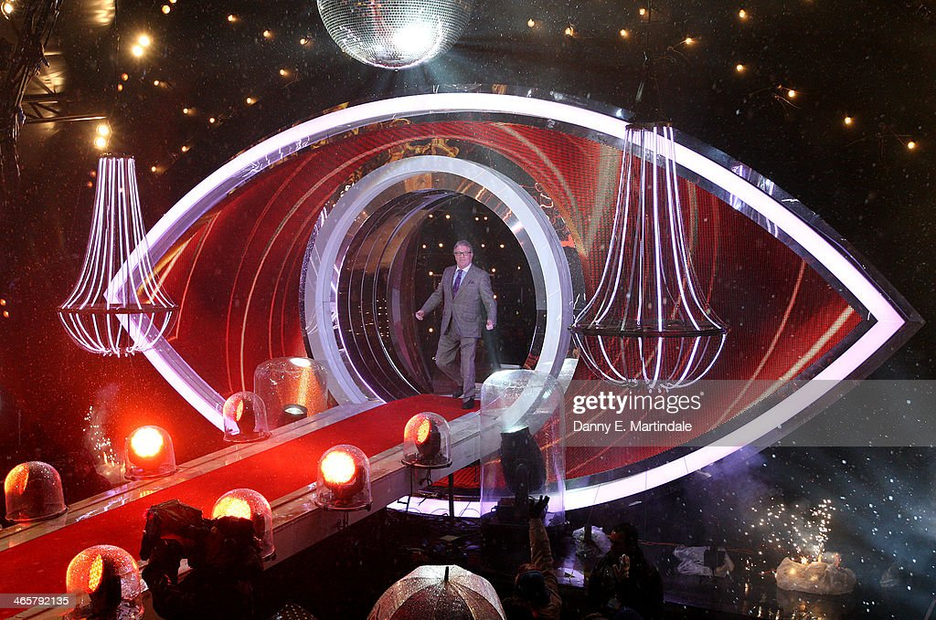 Celebrity Big Brother - Final : News Photo