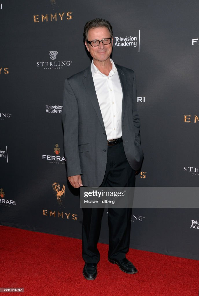 Jim DePaiva attends the Television Academy's cocktail reception with stars of daytime television celebrating the 69th Emmy Awards at Saban Media Center on August 23, 2017 in North Hollywood, California.