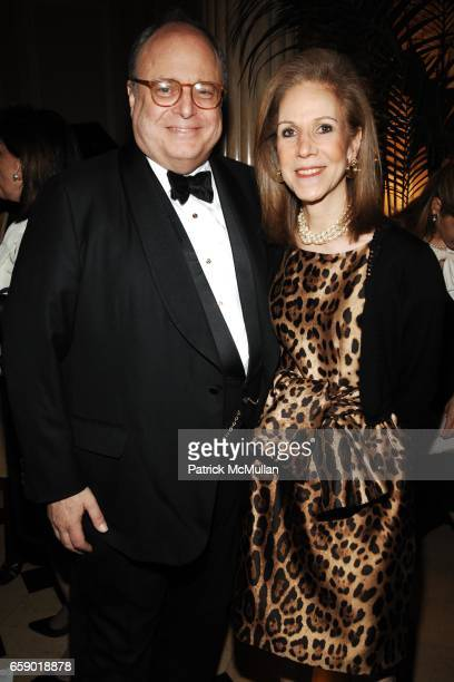 Jim Druckman and Nancy Druckman attend KIPS BAY BOYS GIRLS CLUB President's Preview Cocktails and Dinner at Kips Bay Decorator Show House The Union...