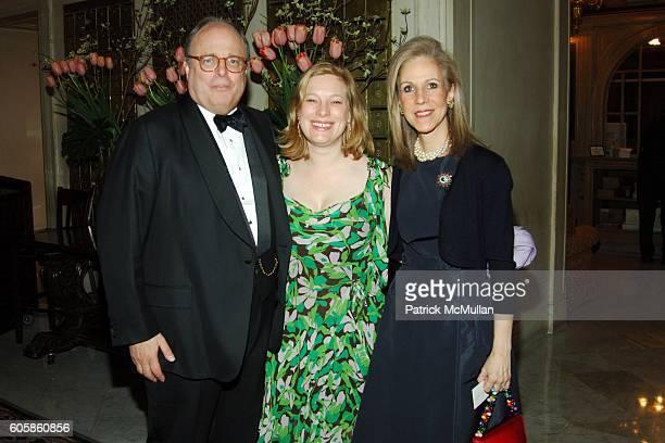 Jim Druckman Sabine Rothman and Nancy Druckman attend KIPS BAY BOYS and GIRLS CLUB Presidents Preview Dinner at Metropolitan Club on April 19 2006 in...