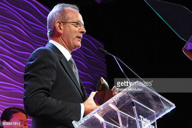 Jim Fitzgibbon attends CONDE NAST TRAVELER Readers' Choice Awards & 20TH Anniversary Party at Cooper-Hewitt National Design Museum on October 10,...