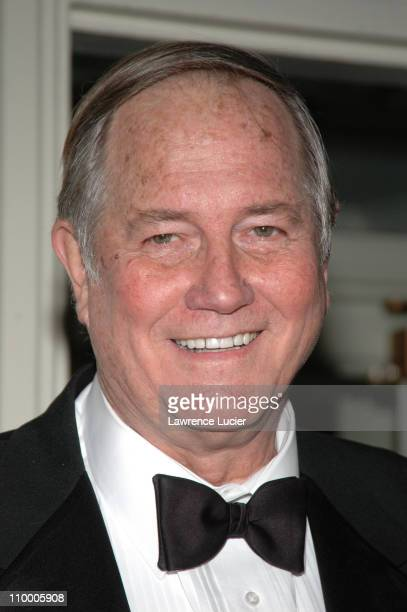 Jim Fowler of Mutual of Omaha's Wild Kingdom during The Explorers Club 101st Annual Dinner at Waldorf Astoria in New York City New York United States