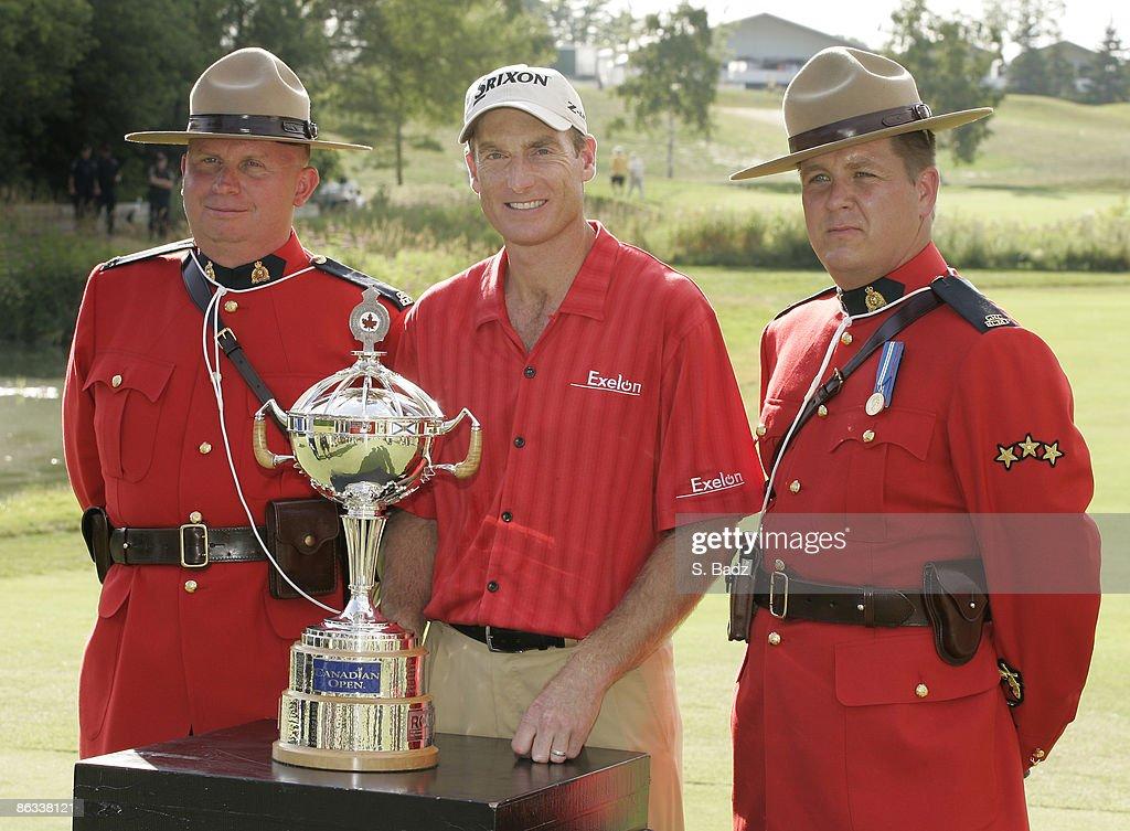 PGA TOUR - 2007 Canadian Open - Final Round : ニュース写真