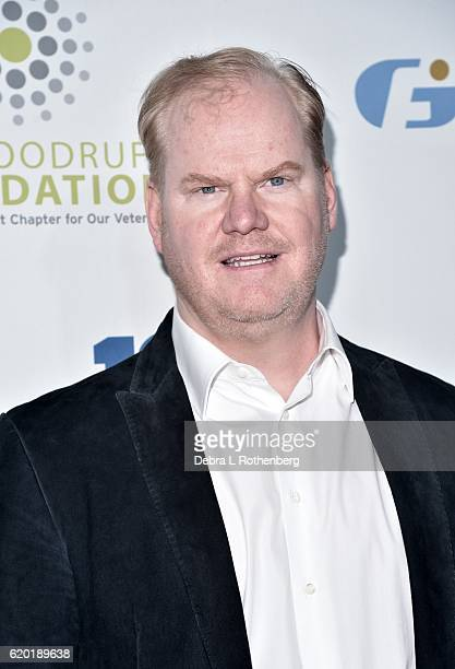 Jim Gaffigan attends the 10th Annual Stand Up For Heroes Show at The Theater at Madison Square Garden on November 1 2016 in New York City