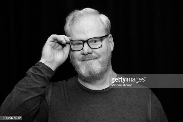 Jim Gaffigan attends the IMDb Studio at Acura Festival Village on January 27 2020 in Park City Utah
