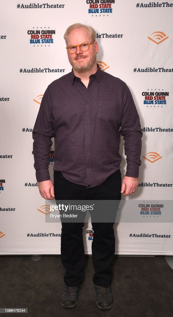 "Opening Night For Colin Quinn's ""Red State Blue State"" At Audible's Minetta Lane Theatre In NYC : News Photo"