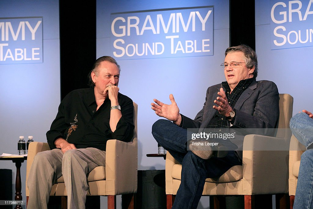 """AES 18th Annual GRAMMY Engineering Sound Table -Anatomy of a Hit """" Fly Like an"""