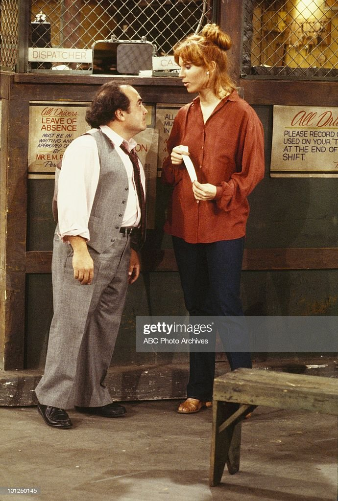 TAXI - 'Jim Gets a Pet' - Airdate December 18, 1979. (Photo by ABC Photo Archives/ABC via Getty Images) DANNY