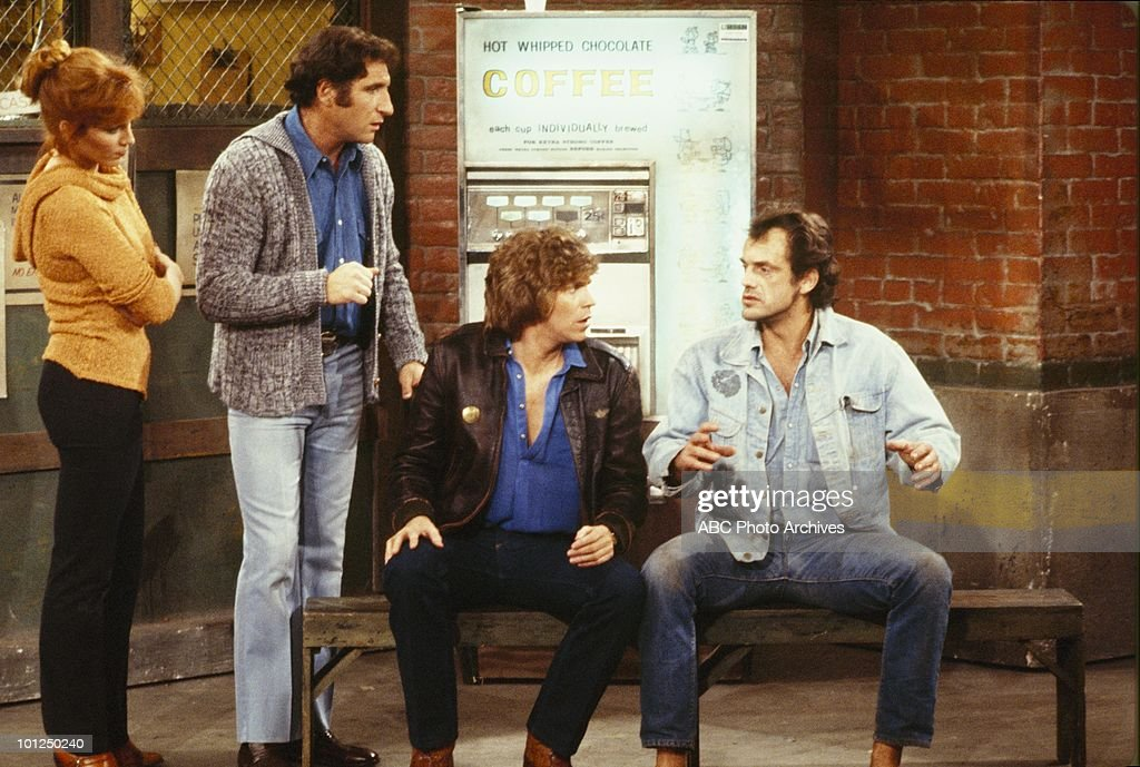 TAXI - 'Jim Gets a Pet' - Airdate December 18, 1979. (Photo by ABC Photo Archives/ABC via Getty Images) MARILU