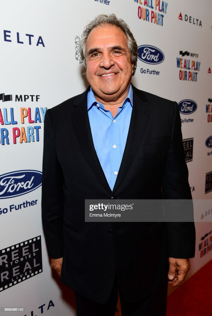 Jim Gianopulos at the 6th Annual Reel Stories, Real Lives event benefiting MPTF at Milk Studios on November 2, 2017 in Hollywood, California.