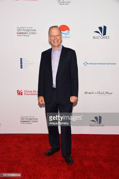 Jim Gray attends the 18th Annual Harold and Carole Pump Foundation Gala at The Beverly Hilton Hotel on August 10 2018 in Beverly Hills California