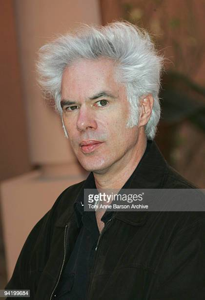Jim Jarmusch attends photocall at the Mansour Hotel on December 9, 2009 in Marrakech, Morocco.