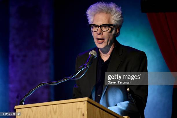 Jim Jarmusch attends Remembering Jonas: A Tribute To Jonas Mekas at City Winery on February 21, 2019 in New York City.