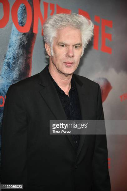 "Jim Jarmusch attends ""The Dead Don't Die"" New York Premiere at Museum of Modern Art on June 10, 2019 in New York City."