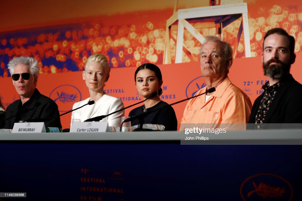 """The Dead Don't Die"" Press Conference - The 72nd Annual Cannes Film Festival : News Photo"