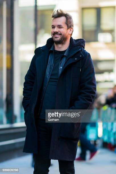 Jim Jefferies is seen in NoHo on March 22 2018 in New York City