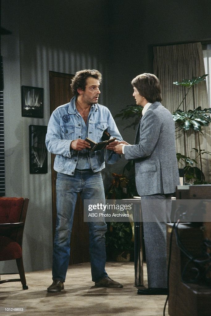 TAXI - 'Jim Joins The Network' which aired on October 29, 1981. (Photo by ABC Photo Archives/ABC via Getty Images) CHRISTOPHER LLOYD