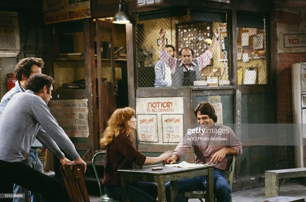 TAXI - 'Jim Joins The Network' which aired on October 29, 1981. (Photo by ABC Photo Archives/ABC via Getty Images) JUDD