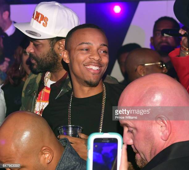 Jim Jones and Bow Wow attend Ladies Night at Gold Room on March 4 2017 in Atlanta Georgia