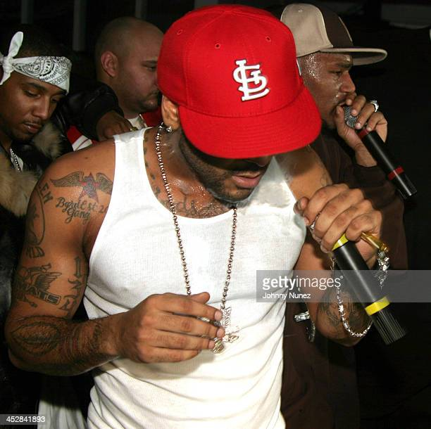 3ee8145ab5ba2 Jim Jones and Camron during Camron in Concert with Special Guests Dipset  and Kanye West January