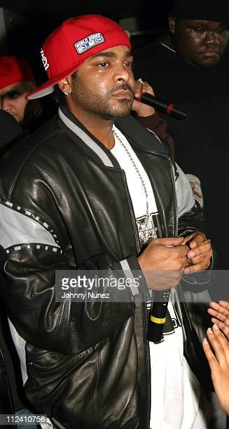 Jim Jones during Camron in Concert with Special Guests Dipset and Kanye West January 4 2005 at Speed in New York City New York United States