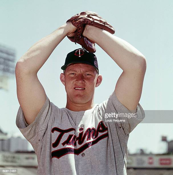 Jim Kaat of the Minnesota Twins poses for a portrait Kaat played for the Twins from 19611973