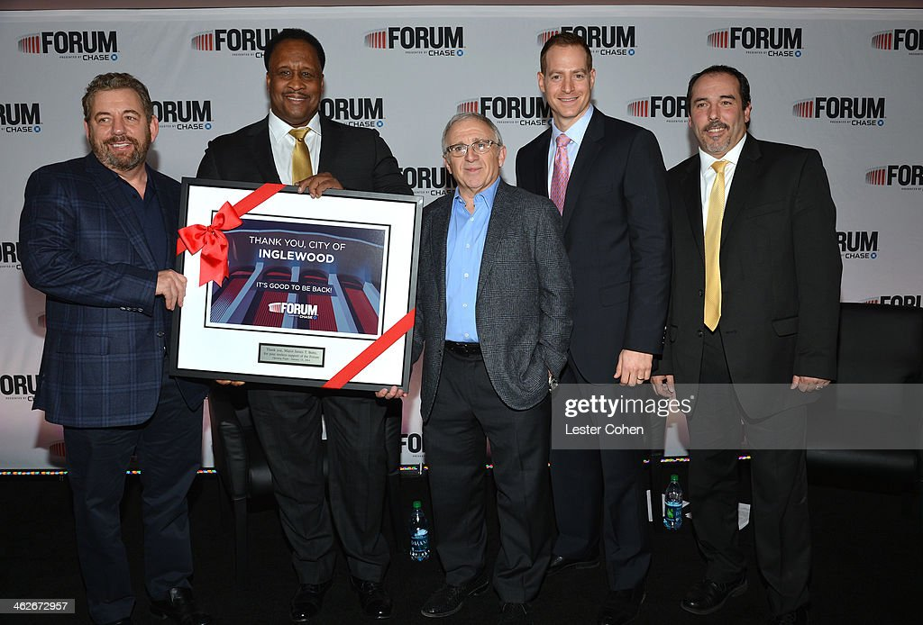 """The Madison Square Garden Company Unveils The Reinvented """"Fabulous"""" Forum"""